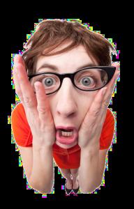 Suprised Woman